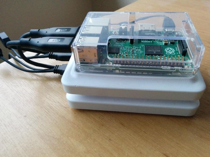 Como crear tu propio NAS personal con Raspberry pi